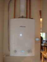 combination boilers and hot water heaters
